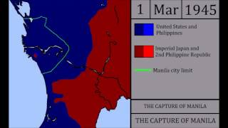 Download WWII - The Battle/Capture of Manila - 1945 Everyday Video