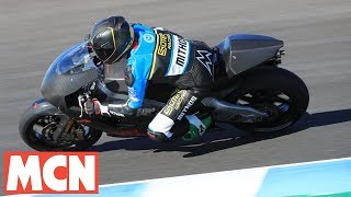 Download Eskil Suter takes to Jerez on the MMX500 | Sport | Motorcyclenews Video