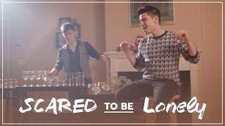 Download Scared To Be Lonely - Martin Garrix - Sam Tsui & KHS Cover Video