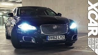 Download Jaguar XJ Ultimate: The drive-through will never be the same - XCAR Video
