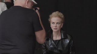 Download Nicole Kidman Helen Mirren and More Pose in Unretouched Photos for Pirelli's 2017 Calendar Video