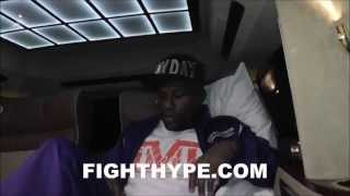 Download MAY DAY AFTERMATH PT. 3: FLOYD MAYWEATHER HEADS TO THE HOSPITAL AFTER LATE-NIGHT SNACK Video