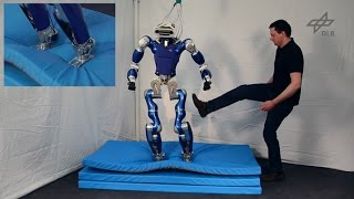 Download Multi-Contact Balancing for Torque-Controlled Humanoid Robots Video
