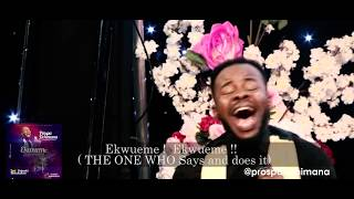 Download Prospa Ochimana - Ekwueme feat. Osinachi Nwachukwu (Live Ministration) Video