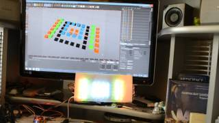Download Cinema 4D for LED display 6x10 (arduino esp8266 160 Mgz) Video