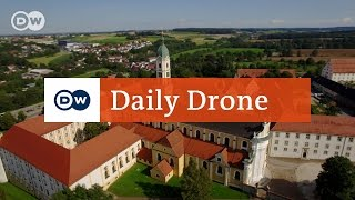 Download #DailyDrone: Ochsenhausen Abbey Video
