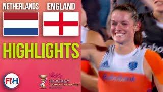 Download Netherlands v England | 2018 Women's World Cup | HIGHLIGHTS Video