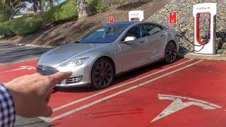 Download Is a Tesla roadtrip a good idea? Video