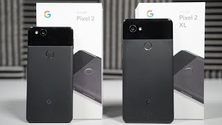 Download Pixel 2 & Pixel 2 XL UNBOXING! Video