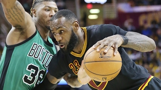 Download LeBron James on Cavs vs. Celtics: 'Mentally we are ready' Video