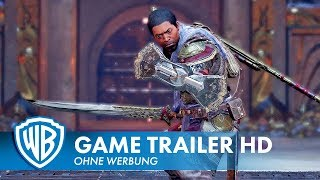 Download MITTELERDE: SCHATTEN DES KRIEGES - Verwüstung Mordors Trailer Deutsch HD German (2018) Video