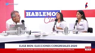 Download #EligeBien | Candidata Lesly Shica lanza propuesta sobre becas por impuestos Video