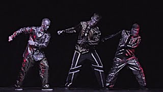 Download POPPIN JOHN | ROBOTBOYS | BEST DANCE ROUTINE EVER Video