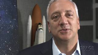 Download 'Spaceman' Mike Massimino Explains His 'Unlikely Journey' | Video Video