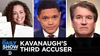 Download America Gets a Lifetime Appointment to Brett Kavanaugh News   The Daily Show Video