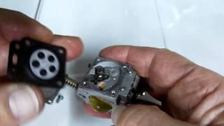 Download Reparation carburateur tronçonneuses stihl Video