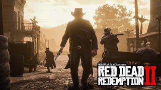 Download Red Dead Redemption 2: Vídeo Oficial de Jogabilidade Video