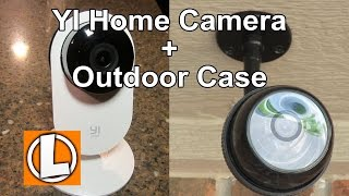 Download Yi Home Camera Setup For Outdoors - Weather and Waterproof Outdoor Case From DropCases Video