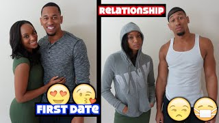 Download First Date vs A Relationship Video