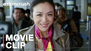 Download Chinese girl singing 'Single Ladies' to the TSA officer | Tang Wei in 'Finding Mr. Right' Video