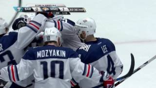Download Zaripov sets KHL all-time record for hat-tricks in playoffs Video