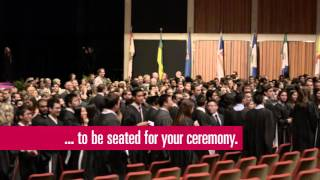 Download Convocation for Students Video