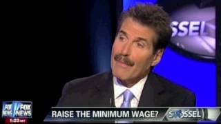 Download John Stossel - Real World Effects Of Minimum Wage Video