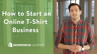 Download Small Business Ideas: How to Start an Online T-Shirt Business Video