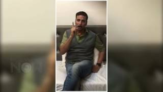Download WATCH Akshay Kumar's POWERFUL Message on India Pakistan War, Uri Attacks Video