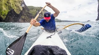Download Red Bull Wa'a Takes Outrigger Canoe Paddling by Storm Video
