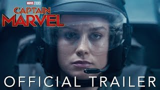 Download Marvel Studios' Captain Marvel - Official Trailer Video