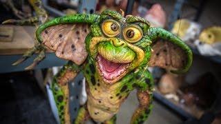 Download Original Gremlins Puppets and Animatronics! Video