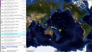 Download Le Solar Flare de 08/09 23:49 UTC et le vibration terrestre Video
