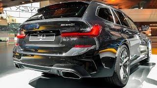 Download 2020 BMW M340i Touring - Wild Sports Wagon! Video