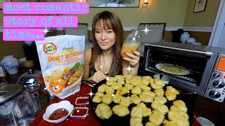 Download VIETNAMESE ICED COFFEE & CHICKEN NUGGETS • Mukbang & Recipe Video
