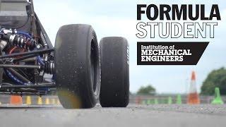 Download UK teams prepare for Formula Student 2014 Video