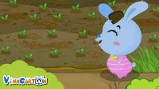 Download Truyện Kể Mầm Non - Cây Rau Của Thỏ Út | Kể Chuyện Thiếu Nhi Cho Bé Video