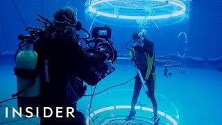 Download How 'The Meg' Shot Its Underwater Shark Attack Scenes Video