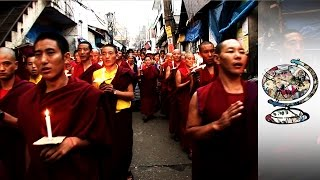 Download The Endemic Disease Among Tibetan Monks Video
