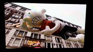 Download 88th Macy's Thanksgiving day parade balloons and floats Video