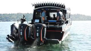 Download 29' Wooldridge Super Sport Offshore Pilothouse Video