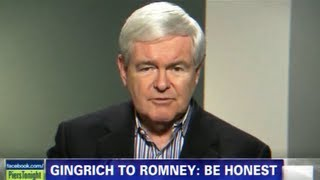 Download Newt Gingrich: Frankly, not Mitt Romney's biggest supporter. Video
