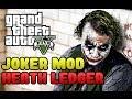 Download GTA V MOD - Heath Ledger Joker Gameplay Video