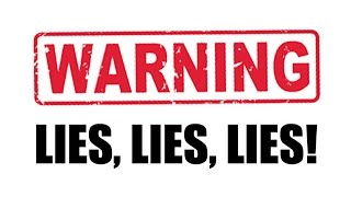 Download WARNING. YOU'RE BEING LIED TO. PLEASE WATCH. THANK YOU. Video