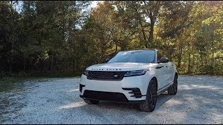 Download 2018 Land Rover Range Rover Velar - Phil's Morning Drive - S2E5 Video