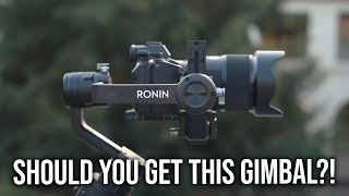 Download Should You Get the DJI Ronin S? Or WAIT for the ZHIYUN CRANE 3? 🤔 - Sony a7III a7RIII a6500 a6300 Video