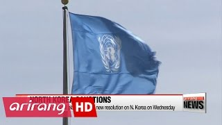 Download UN Security Council plans to adopt new resolution on N. Korea on Wednesday Video
