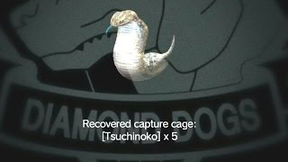 Download [MGSV:TPP] Tsuchinoko's Location | Ultra rare animal Video