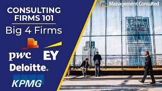 Download Consulting Firms 101: Big 4 Firms (Deloitte, PwC, KPMG, Ernst & Young) (Video 2 of 3) Video