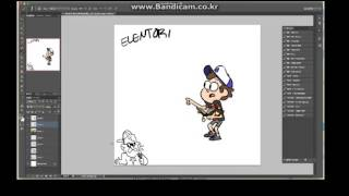Download Alex Hirsch drawing ″Dipper meets Morty″ Part 2 Video